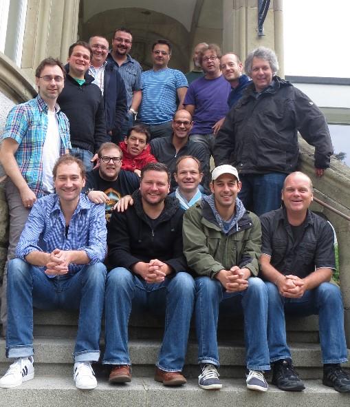 Feierlicher Abschluss der zertifizierten Qualifikation zum Jungenarbeiter in Herrenberg-Gültstein