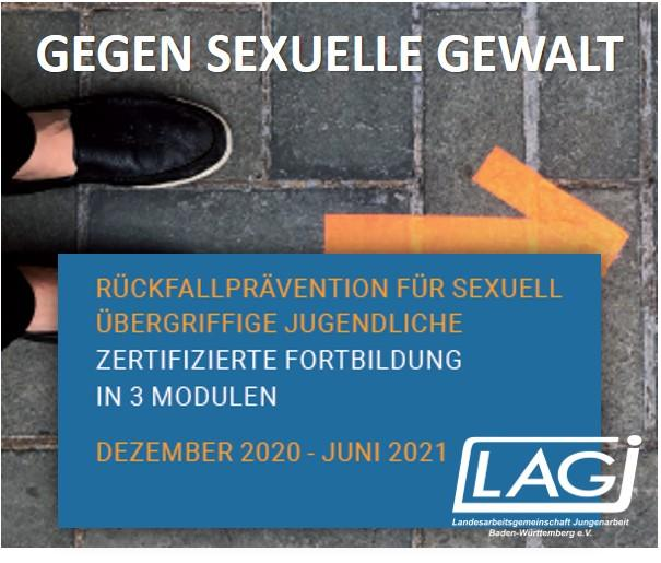 """Fortbildung """"Gegen sexuelle Gewalt"""" – Start auf 21 verschoben!"""